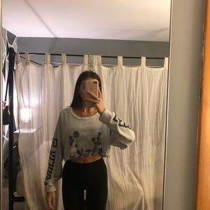 wild fable Tops - ‼️CROPPED SWEATSHIRT‼️